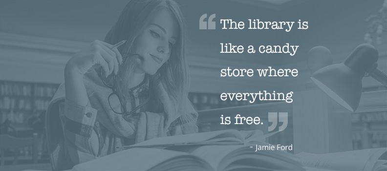 60 Brilliant Library Quotes That Will Make Your Day Amazing Library Quotes